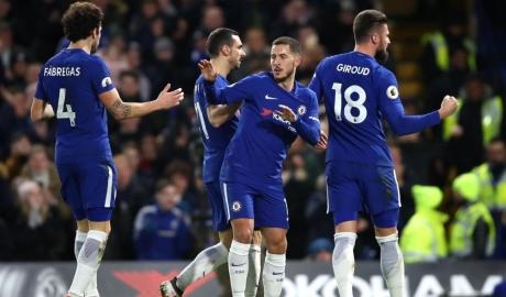 Hazard thăng hoa, Chelsea đại thắng West Brom