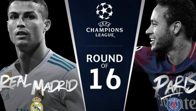Nhận định bóng đá Real Madrid vs PSG, 2h45 ngày 15/2 (Vòng 1/8 Champions League 2017/18)