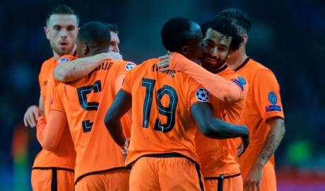 Liverpool phá kỷ lục của Man City ở Champions League