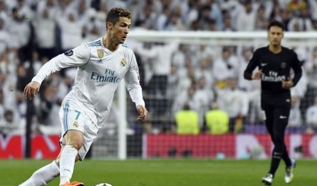 """Real Madrid lập kỷ lục """"độc"""" ở trận thắng PSG"""