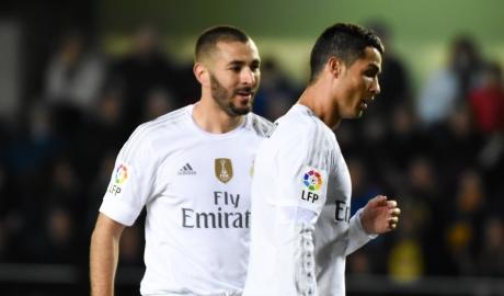 Ronaldo muốn Benzema ngồi dự bị ở trận tái đấu PSG