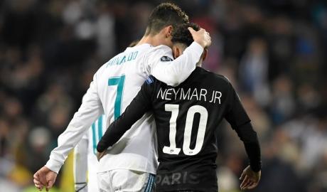 Ronaldo thắng Neymar là nghịch lý khó ngờ