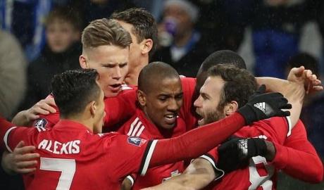 Bốc thăm tứ kết FA Cup: Chelsea gặp khó, M.U có lợi thế sân nhà