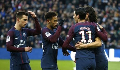 Vùi dập Strasbourg, PSG tìm lại niềm vui chiến thắng