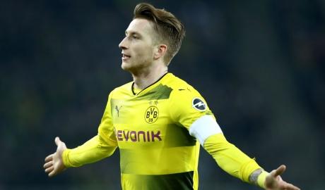 Reus nổ súng sau 9 tháng, Dortmund đánh bại M'Gladbach