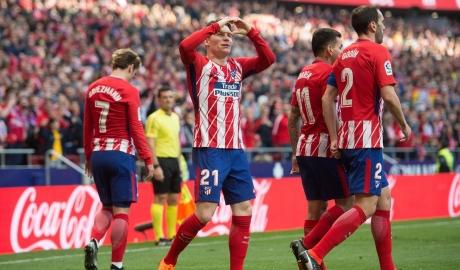 Hạ Bilbao, Atletico kiên trì bám đuổi Barca