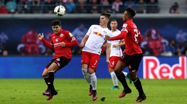 Nhận định bóng đá Eintracht Frankfurt vs Leipzig, 2h30 ngày 20/2 (Vòng 23 Bundesliga 2017/18)