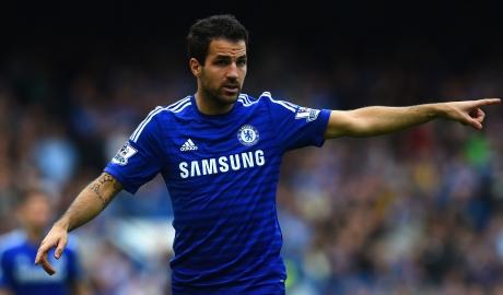 Fabregas thừa nhận Chelsea hết cửa vô địch NHA