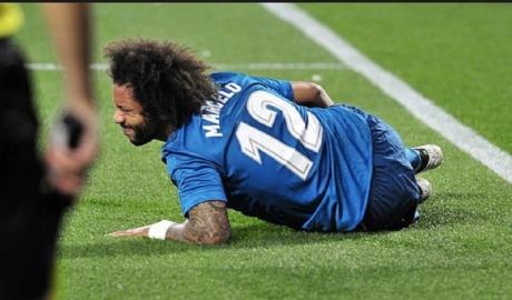 Marcelo chấn thương, nguy cơ lỡ trận tái đấu PSG