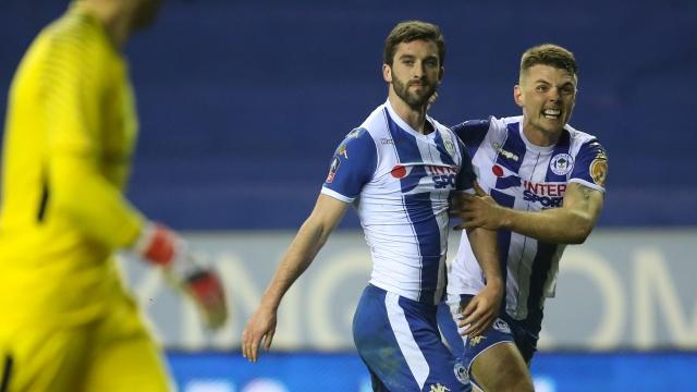 Wigan 1-0 Man City (Vòng 5 FA Cup 2017/18)