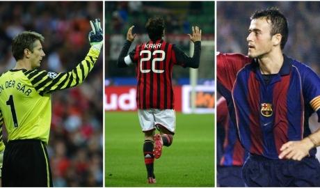 Top 5 huyền thoại tuổi Tuất trong lịch sử bóng đá thế giới
