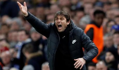 Conte và trận cầu cấy lại niềm tin