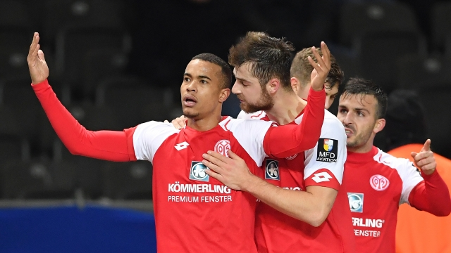 Hertha Berlin 0-2 Mainz (Vòng 23 Bundesliga 2017/18)