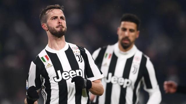 Juventus 1-0 Atalanta (Bán kết Coppa Italia 2017/18)