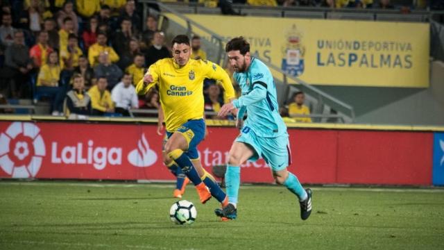 Las Palmas 1-1 Barcelona (Vòng 26 La Liga 2017/18)