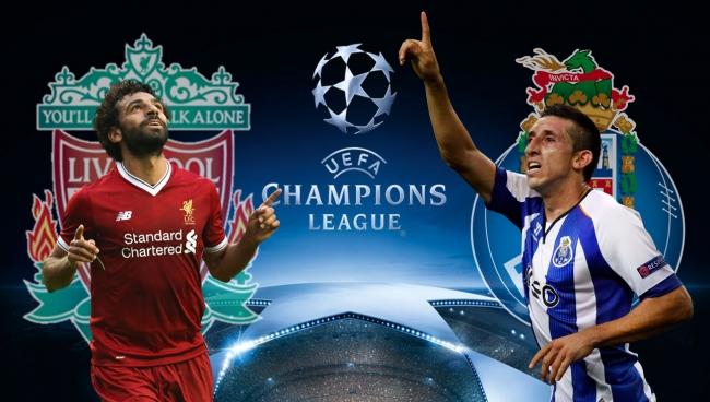 Nhận định bóng đá Liverpool vs FC Porto, 2h45 ngày 7/3 (Vòng 1/8 Champions League 2017/18)