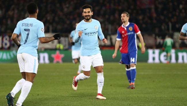 Nhận định bóng đá Man City vs Basel, 2h45 ngày 8/3 (Lượt về vòng knock-out Champions League 2017/18)