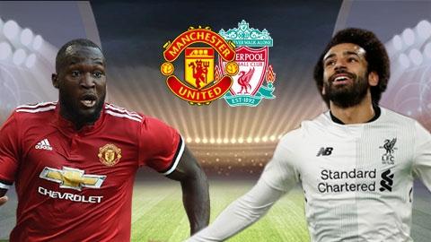Nhận định bóng đá Man United vs Liverpool, 19h30 ngày 10/3 (Vòng 30 Ngoại hạng Anh 2017/18)