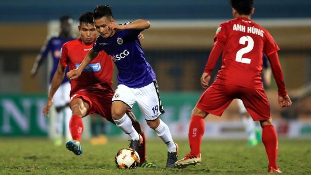 Hà Nội FC 1-0 Hải Phòng FC (Vòng 1 V.League 2018)