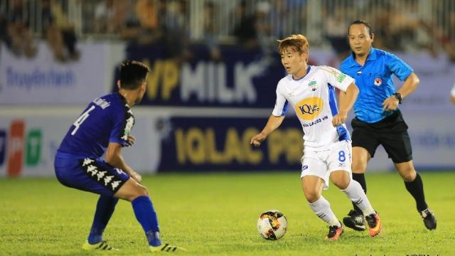 HAGL 0-0 Bình Dương (Vòng 1 V.League 2018)