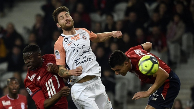 Lille 1-1 Montpellier (Vòng 29 Ligue 1 2017/18)