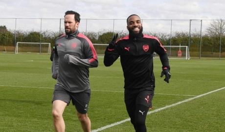 Arsenal đón tin vui trước trận gặp AC Milan