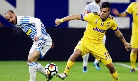Vòng 29 Serie A: Juventus đứt mạch trận thắng
