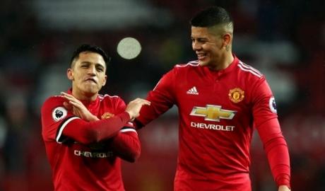 Rojo từng không muốn thấy Alexis Sanchez đến M.U