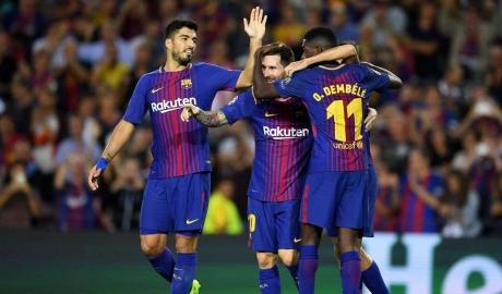 Barca đang hướng tới một danh hiệu La Liga hoàn hảo