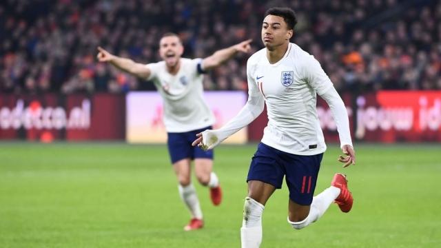 Hà Lan 0-1 Anh (Giao hữu quốc tế 2018)