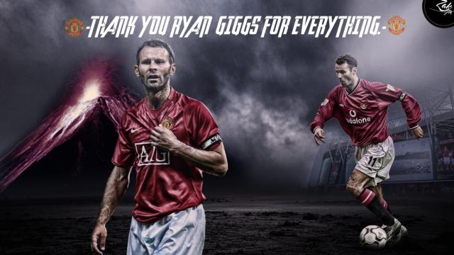 Những siêu phẩm của Ryan Giggs trong 23 mùa giải thi đấu cho M.U