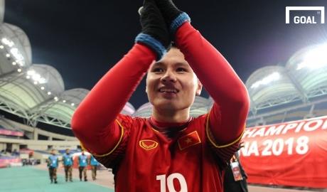 Quang Hải lọt vào top 500 cầu thủ quan trọng nhất thế giới