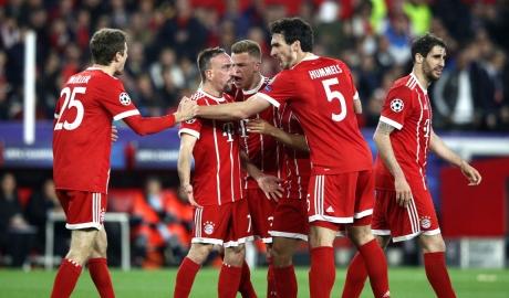 Bayern cần sớm tận dụng quyền tự quyết chức vô địch