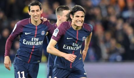 PSG vô địch Ligue 1 qua những con số