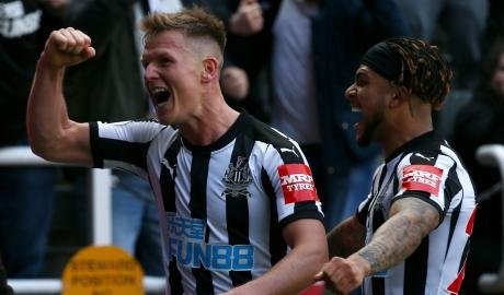 Newcastle lội ngược dòng chiến thắng, phá dớp toàn thua trước Arsenal