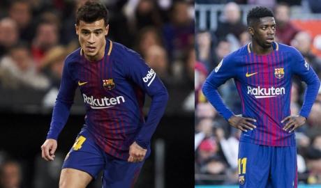 """Coutinho và Dembele: Sự khác biệt giữa 2 """"bom tấn"""""""