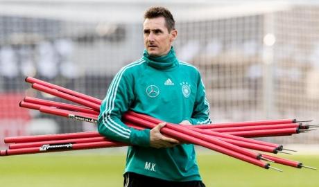 Khởi nghiệp huấn luyện, huyền thoại Klose về Bayern
