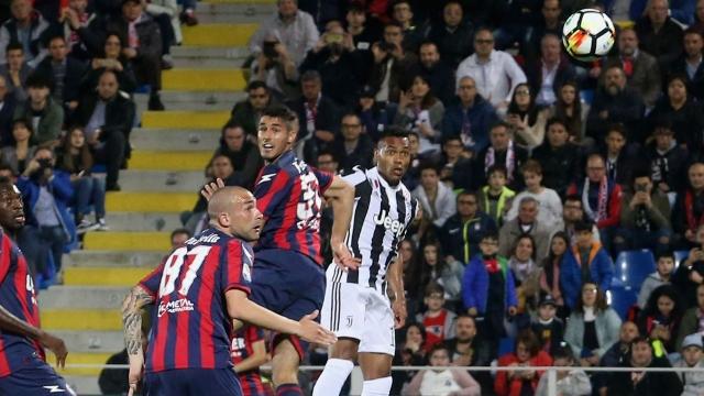 Crotone 1-1 Juventus (Vòng 33 Serie A 2017/18)