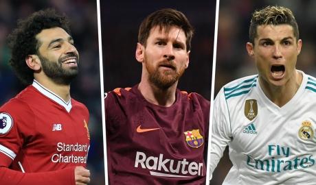 Chuyên gia FWA: Ronaldo có bóng vàng thứ 6, Messi xếp sau Salah