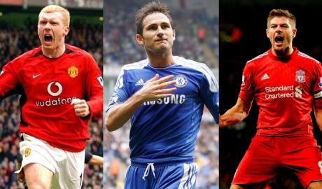 5 cầu thủ người Anh ghi bàn nhiều nhất tại Cup C1: M.U áp đảo