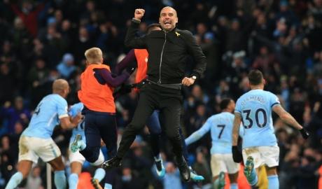 Pep Guardiola tiếc vì Man City vô địch… không đúng lúc