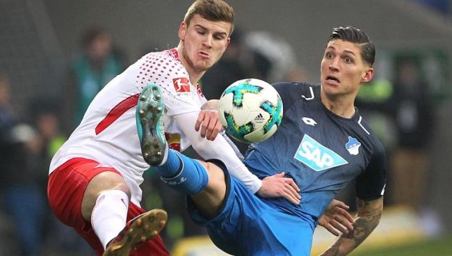 Nhận định bóng đá Leipzig vs Hoffenheim, 20h30 ngày 21/04 (Vòng 31 Bundesliga 2017/18)