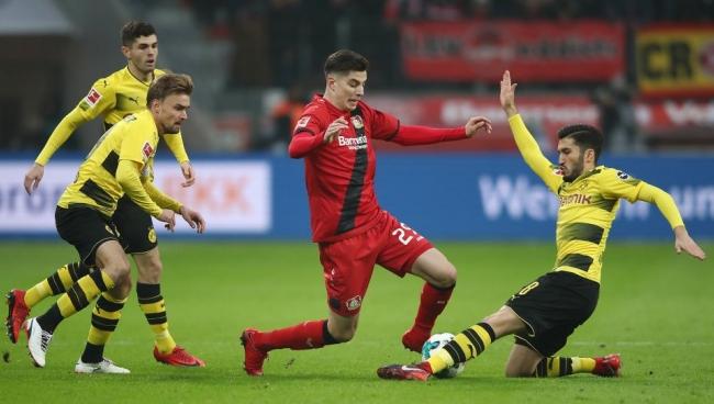 Nhận định bóng đá Dortmund vs Leverkusen, 23h30 ngày 21/4 (Vòng 31 Bundesliga 2017/18)
