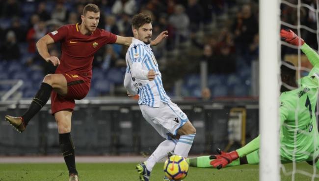 Nhận định bóng đá SPAL vs Roma, 20h00 ngày 21/4 (Vòng 34 Serie A 2017/18)