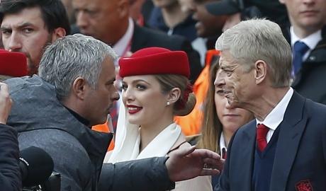 Mourinho: 'Chỉ trích của tôi thể hiện sự tôn trọng Wenger'