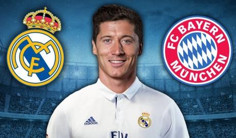 'Trái lệnh' Ronaldo, Real quyết chiêu mộ Lewandowski