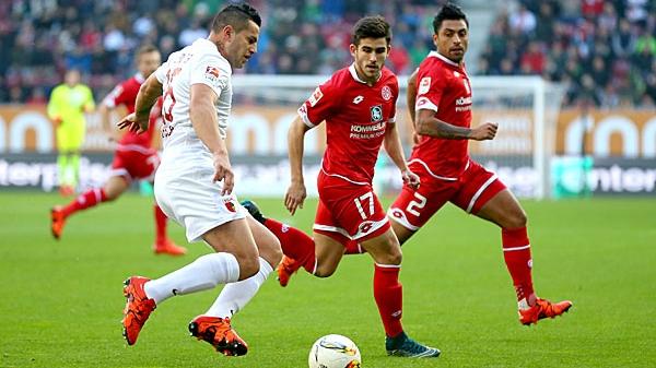 Nhận định bóng đá Augsburg vs Mainz, 20h30 ngày 22/04 (Vòng 31 Bundesliga 2017/18)