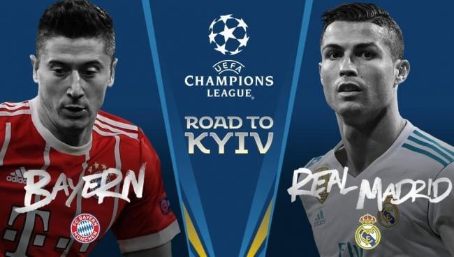 Nhận định bóng đá Bayern Munich vs Real Madrid, 1h45 ngày 26/4 (Bán kết Champions League 2017/18)