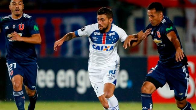 Nhận định bóng đá Cruzeiro vs Universidad Chile, 5h15 ngày 27/4 (Vòng 4 bảng E Libertadores 2018)
