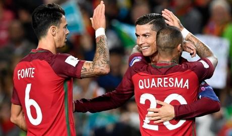 Bảng B, World Cup 2018: Bồ Đào Nha - Sau vô địch Euro sẽ là World Cup